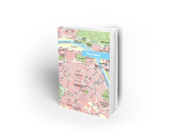 Notizbuch Dresden