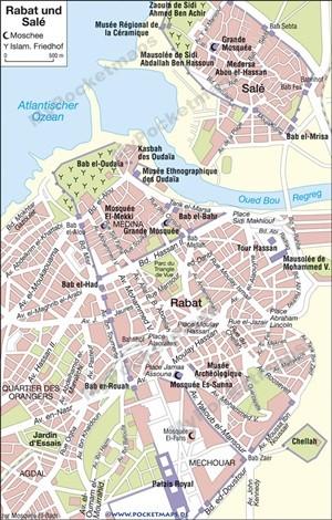 Rabat & Salé - Vorschaubild