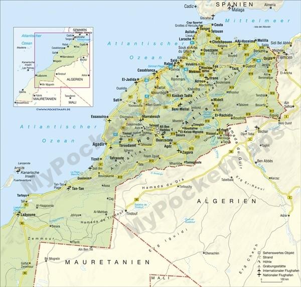 Königreich Marrokko - Vorschaubild