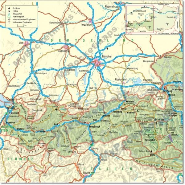 Österreich West - Vorschaubild