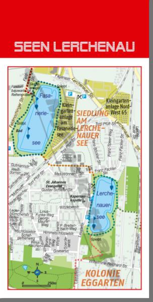 Seen Lerchenau - München