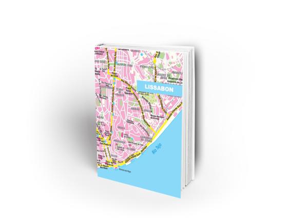 Notizbuch-Lissabon