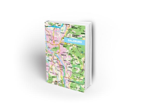 Notizbuch Salzburg