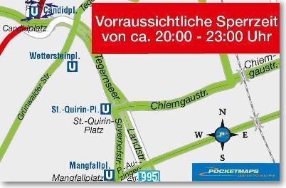 9. Radlnacht am 7. Juli 2018 gemütlich durch München