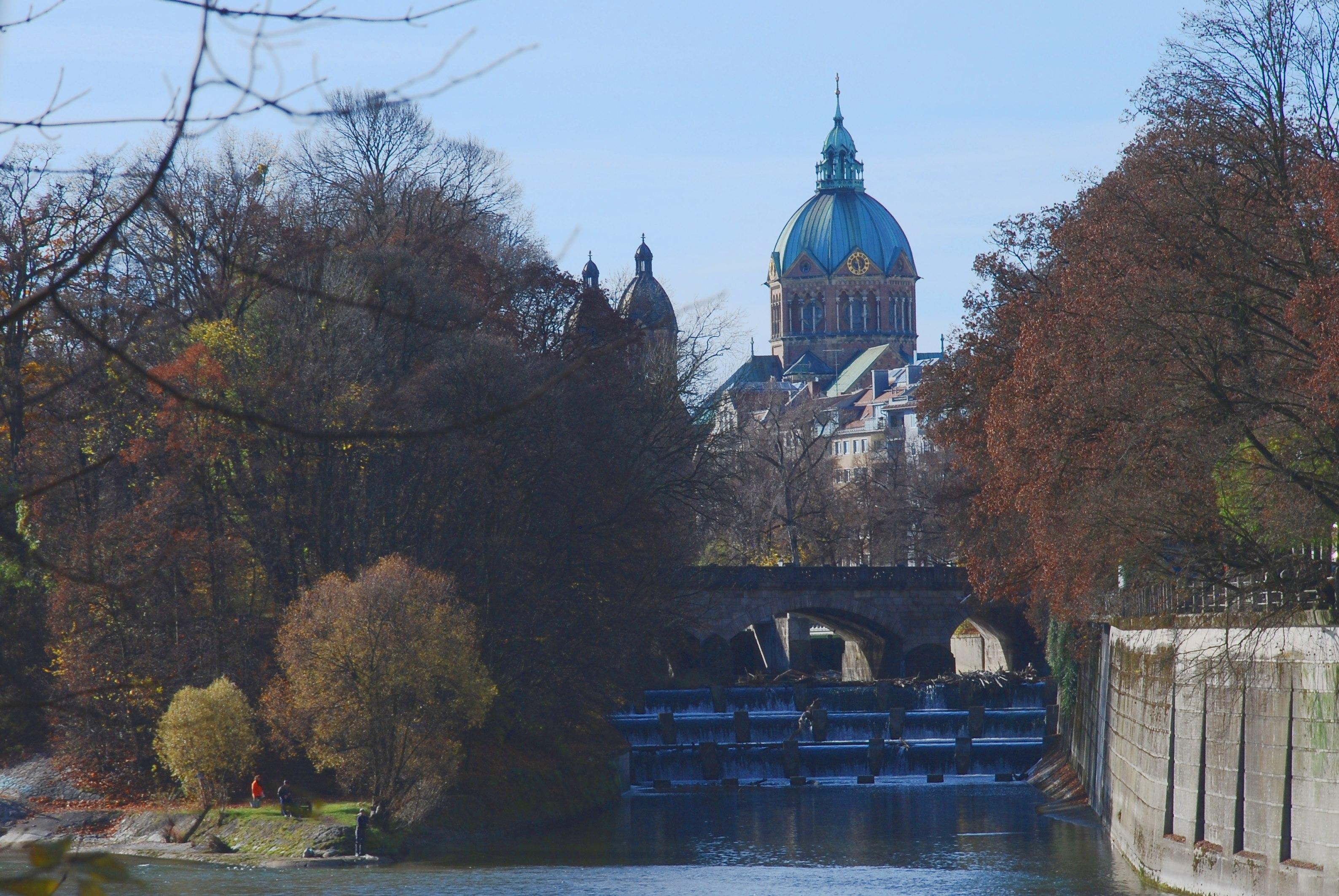 München entdecken hat nicht nur im Lockdown Hochsaison