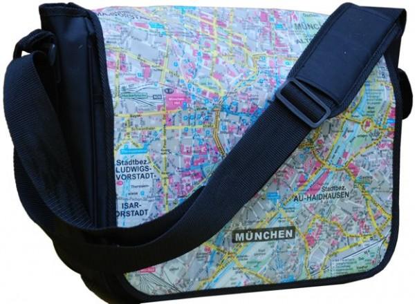 """Stadtplantasche """"München"""""""